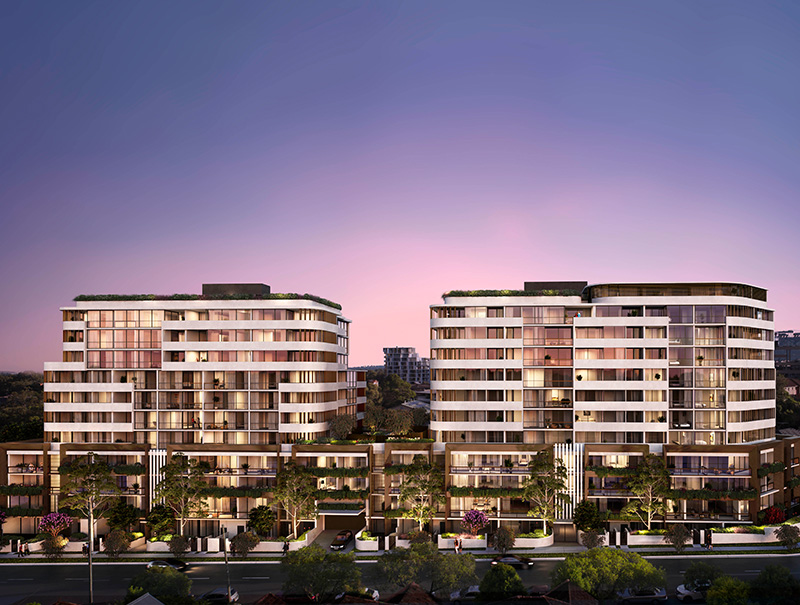 Level 33 starts construction of Kogarah Central